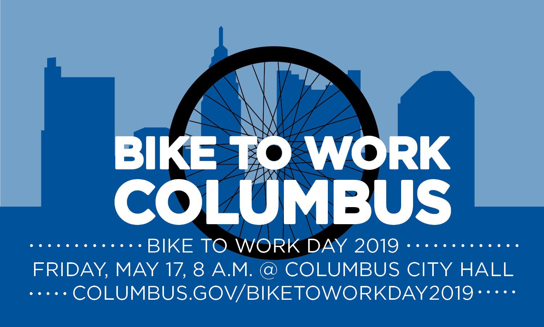 Columbus Bike to Work Celebration